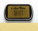 Color Box Stempelkissen gold